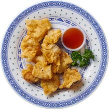 Frittierte Wanton - Kilin Palast China Food in Lachen