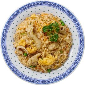 Gebratener Reis mit Poulet - Kilin Palast China Food in Lachen