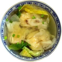 Wanton Suppe - Kilin Palast China Food in Lachen